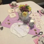 Doilies and buttons