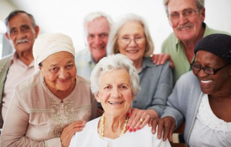 Survey Shows Retirement Community Residents are Happier